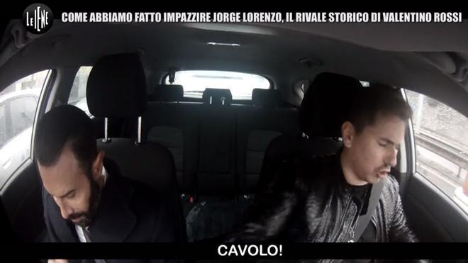 Lorenzo, furioso tras el presunto robo de su Lamborghini