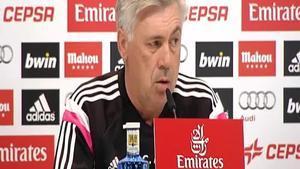 Carlo Ancelotti confía en Isco