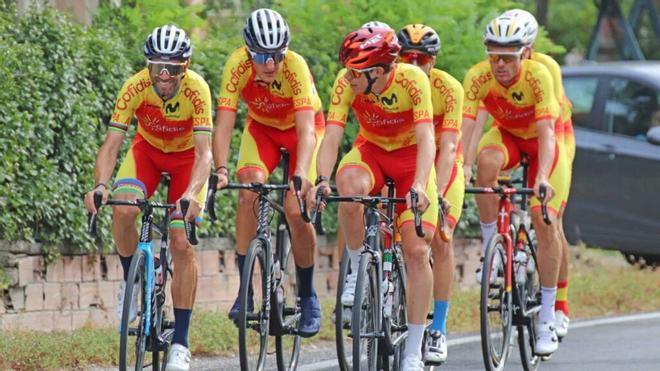 España se podría quedar fuera de los JJOO por culpa de un ciclista