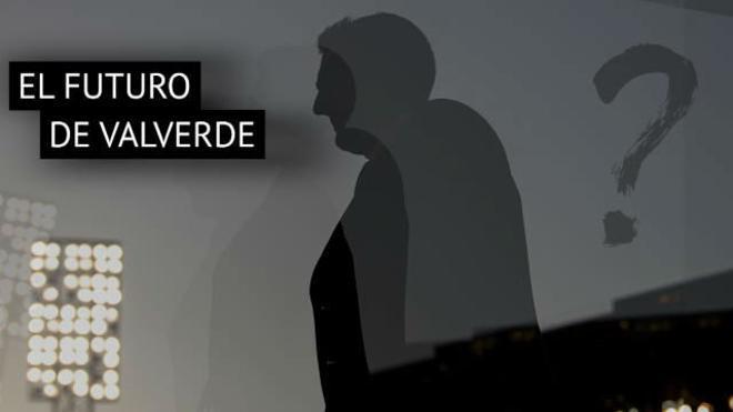 El futuro de Valverde, en el aire