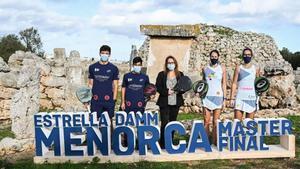 El pádel despide la temporada en Menorca