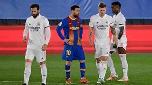 Kroos marcó ante el Barça