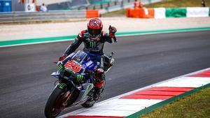 Fabio Quartararo se lleva la victoria de MotoGP en el GP de Portugal