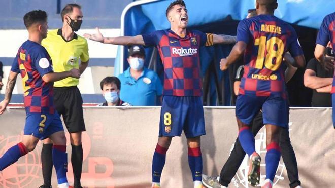 El Barça B volverá a intentar el ascenso a partir del 18 de octubre