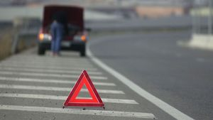 La DGT eliminará el tradicional triángulo rojo para evitar accidentes