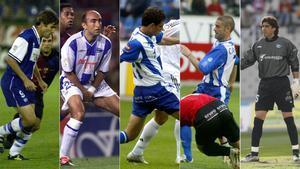 Los cinco exjugadores del Barça que se retiraron en el Alavés