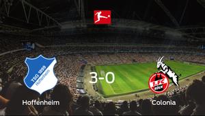 El Hoffenheim vence al Colonia (3-0)