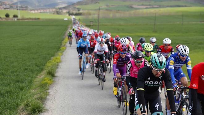 Previa de la Vuelta al País Vasco