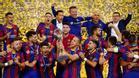 El Barça reina en Europa otra vez
