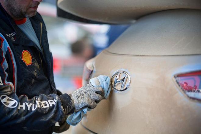 Hyundai seguirá en el WRC