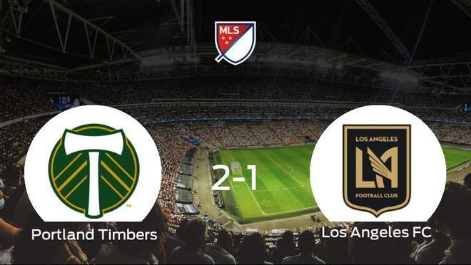 El Portland Timbers doblega al Los Angeles FC por 2-1