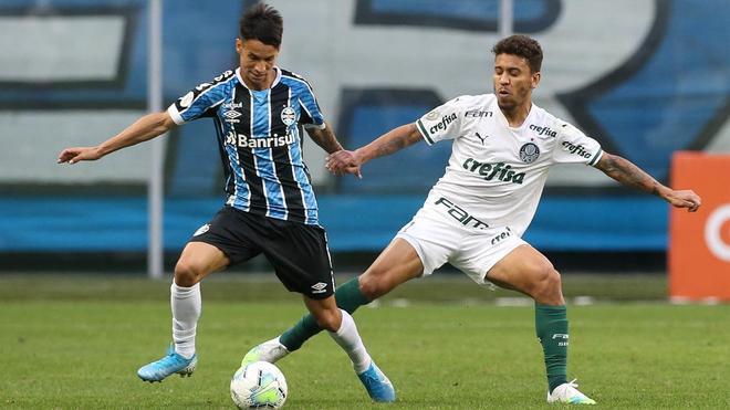 El Gremio y el Palmeiras son dos especialistas en torneos coperos