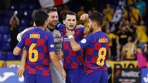 El Barça persigue su segundo triunfo para encarrilar la Final Four