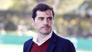 Iker Casillas, candidato a presidir la RFEF