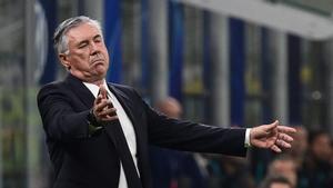 Ancelotti desvela molestias de Hazard y lesión importante de Bale