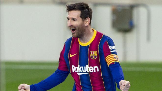 Leo Messi seguirá luciendo la camiseta del FC Barcelona