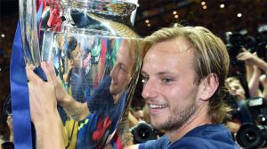 Rakitic se emociona recordando la Champions de Berlín