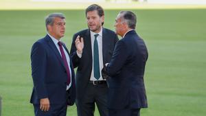 El Barça admite que Umtiti y Pjanic están en la rampa de salida