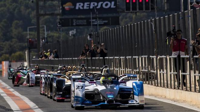 La Fórmula E disputa dos carreras en Valencia este fin de semana