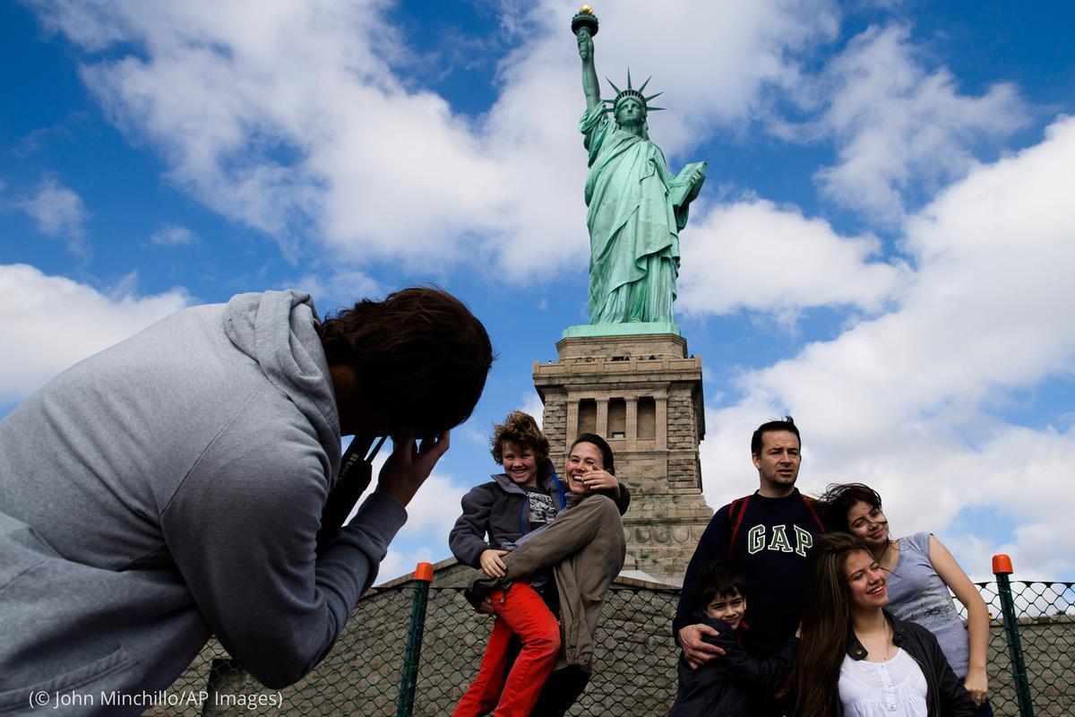 Estos son los requisitos para poder entrar en Estados Unidos como turista a partir de noviembre