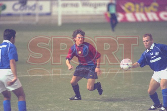 11.Carles Puyol 1999-2000