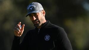 Álvaro Quirós tuvo un buen inicio del Mallorca Golf Open