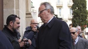 Joan Gaspart ve innecesario el voto de censura contra Bartomeu