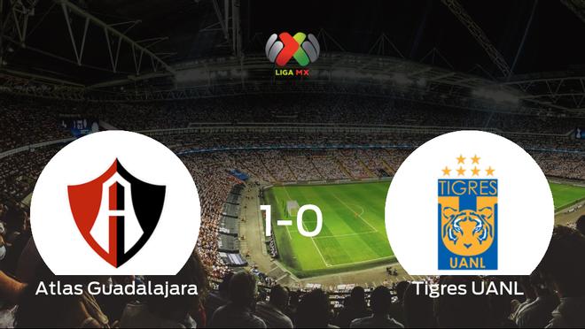 Emocionante final de la Liga MX de Clausura entre el Atlas Guadalajara y el Tigres UANL (1-0)
