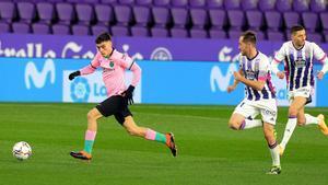 Pedri, jugador del Barcelona
