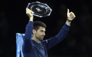 Novak Djokovic quiso darle todo el crédito a su amigo Andy Murray