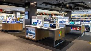 Microsoft y FNAC se unen para traer Microsoft Retail Imagined
