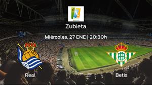 Previa del partido: la Real Sociedad Femenina recibe en su feudo al Real Betis Féminas