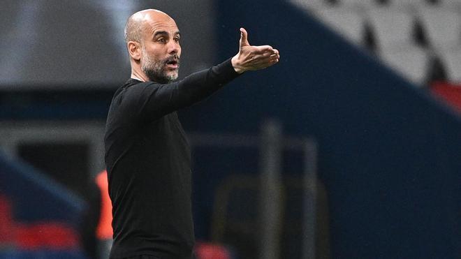 Guardiola: Tengo ganas de que juege Mbappé