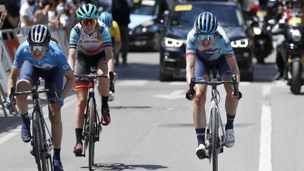 Ciclismo femenina reVolta