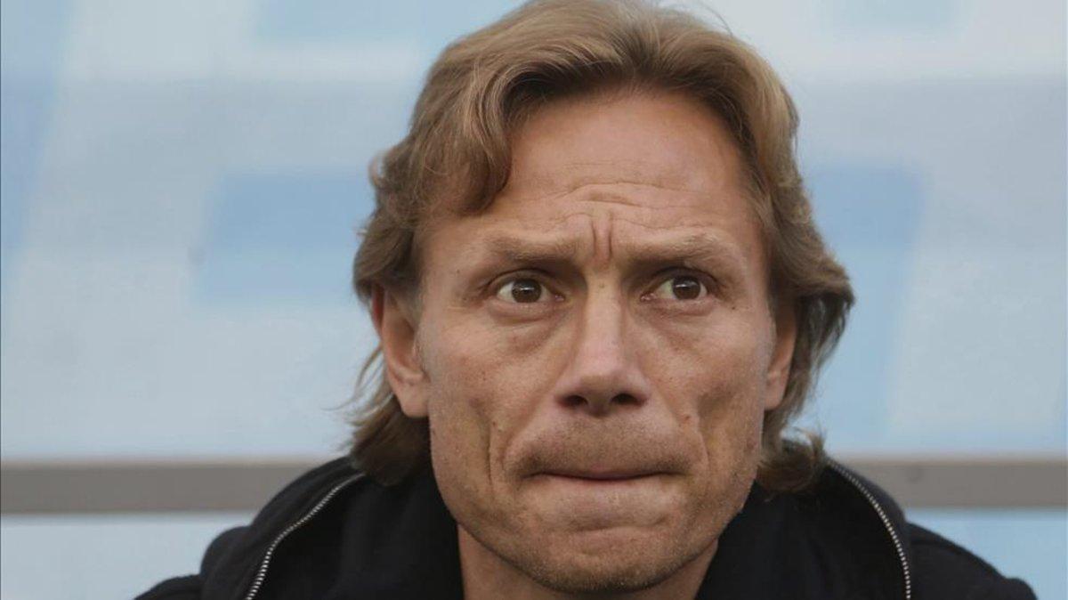 El ruso Valery Karpin sorprende con el Rostov.