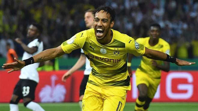 El futuro de Aubameyang puede estar en la Superliga China