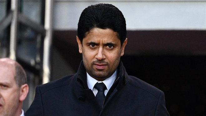 Piden 28 meses de prisión para el presidente del PSG, Al-Khelaifi