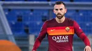 Borja Mayoral tuvo una ocasión en el minuto 86 para completar la épica de la Roma