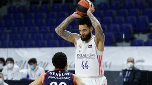 El Madrid quiere seguir en la zona alta de la Euroliga