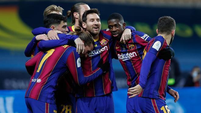 Messi, una máquina de hacer goles con la camiseta del FC Barcelona