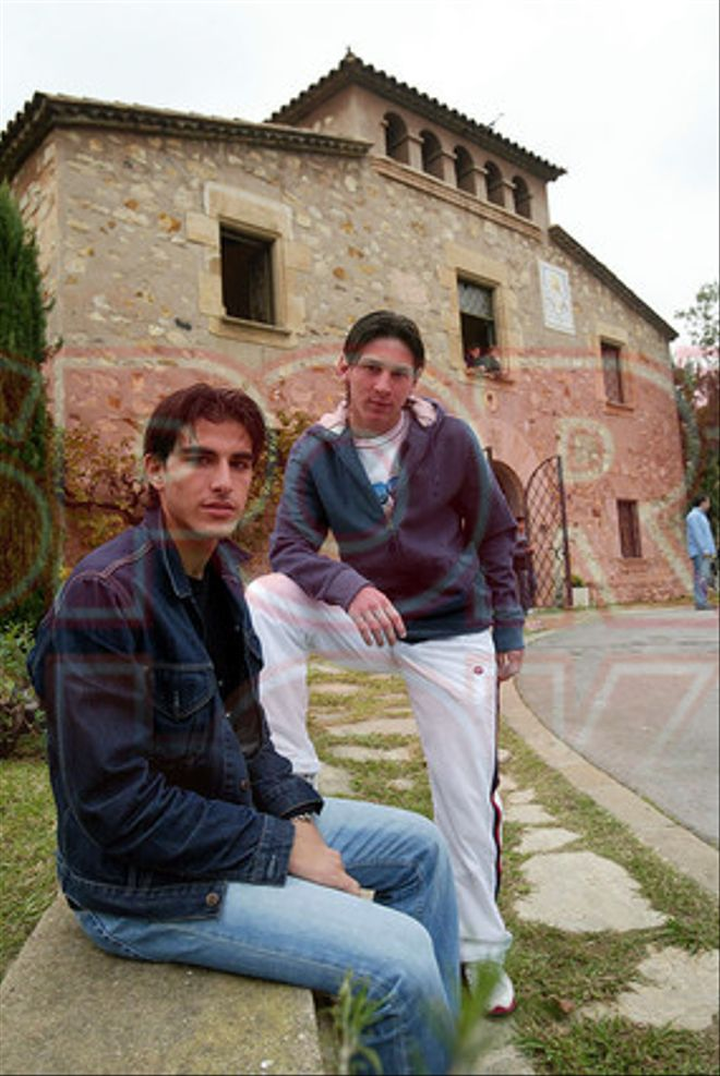 15.Leo Messi 2003-2004
