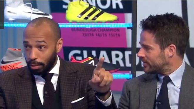 Henry elogia a Guardiola: Aprendí a jugar de nuevo al fútbol a los 30 años