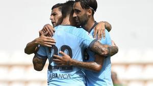 El Celta golea al Atlético Sanluqueño en su primer amistoso (3-0)