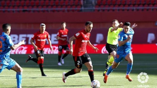 Con dos derrotas en sus últimos cuatro partidos, el Mallorca se ha quedado rezagado respecto al Espanyol