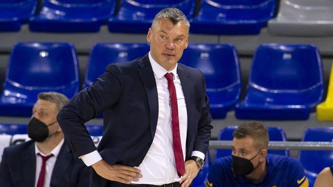 Jasikevicius quiere que el equipo reaccione