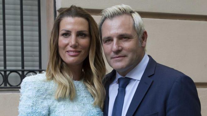 Santiago Cañizares y Mayte García se separan tras 13 años de matrimonio