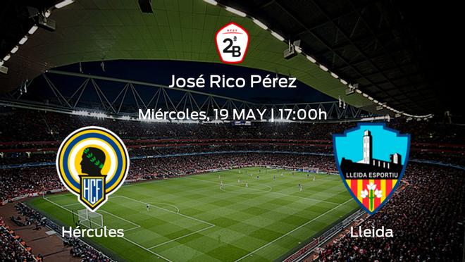 Previa del partido: el Hércules recibe en su feudo al Lleida Esportiu