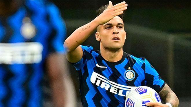 Lautaro Martínez: Hoy estoy contento en el Inter, mañana no lo sé