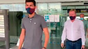Koeman ya está en Barcelona para iniciar la pretemporada