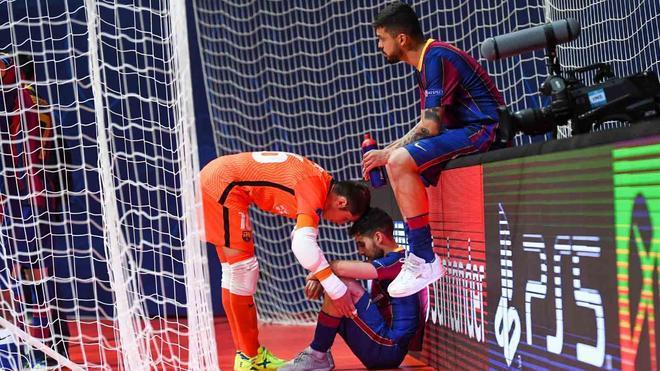El Barça tiene que levantarse tras una enorme decepción
